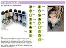 Cadence Hybride Acrylverf