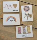 Knutselpakker nr. 5 - Creatief met Bakers Twine_