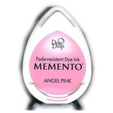 MD-404 - Memento klein - InkPad- Angel Pink_