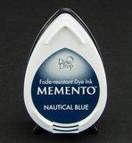 MD-607 - Memento klein - InkPad-Nautical Blue_