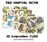 TBZ Knipvelpakket 10 stuks per verpakking_