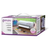 Gemini snijmachine A4 met 4 snijmallen en embossingfolder_