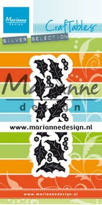 Marianne D Craftable Punch die hulst CR1476 80x160 mm