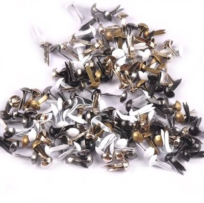 Splitpennen - 5x10mm - 100 stuks - Brads