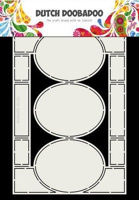 Dutch Doobadoo Dutch Swing Card art A4 Ovaal 470.713.336 (09-19)