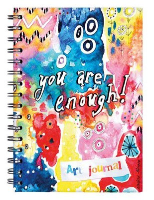 Studio Light Ringband Journal Art By Marlene  4.0 nr 06 JOURNALBM06 148x210 mm (09-19)