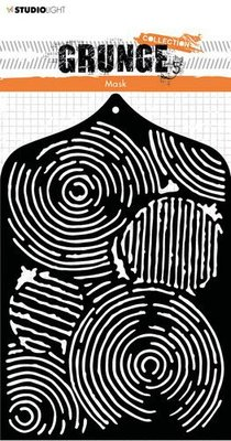 Studio light Mask Stencil A6 Grunge Collection 3.0 nr 27 MASKSL27 (09-19)