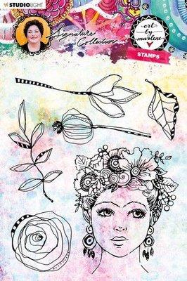 Studio light Clear Stamp Art By Marlene 4.0 nr 41 STAMPBM41 (09-19)