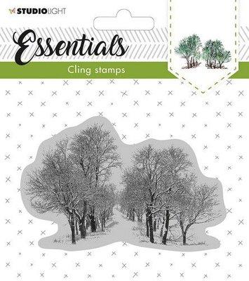 Studio Light Cling Stempel Essentials Christmas nr 13 CLINGSL13 (09-19)