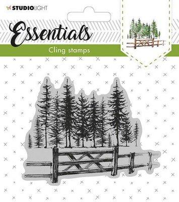 Studio Light Cling Stempel Essentials Christmas nr 11 CLINGSL11 (09-19)