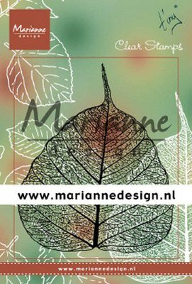 Marianne D Clear stamps Tiny's blad TC0877 133x51,5mm (09-19)