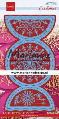 Marianne D Creatable Anja's Folding Circle XL LR0618 115x220 mm (09-19)