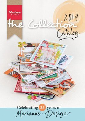 Marianne D Catalogus the collection XL - 2019 CAT2019 (09-19)