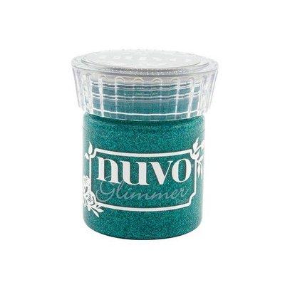 Nuvo glimmer paste - esmeralda green 1542N