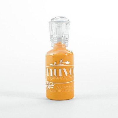 Nuvo crystal drops - english mustard 685N