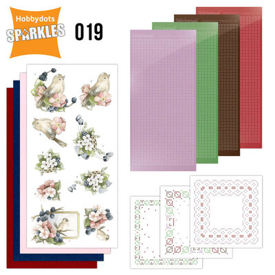 SPDO019 Sparkles Set 19 Lovely Natures Gift