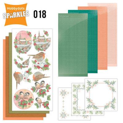 SPDO018 Sparkles Set 18 Christmas Gift