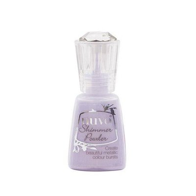 Nuvo Shimmer powder - lilac waterfall 1216N