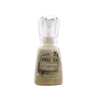 Nuvo Shimmer powder - golden sparkler 1218N