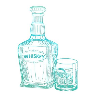 CO726843 Couture Creations – Mini Stamp - Gentleman's Emporium - Whiskey (1pc)