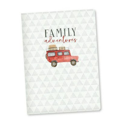 Piatek13 - Art journal We are family P13-FAM-19 A5