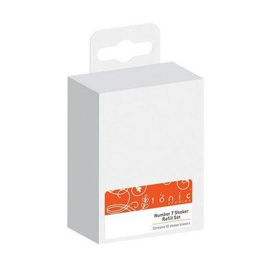 Tonic Studios - Essentials Number 7 shaker blister refil 10 stuks 2837E