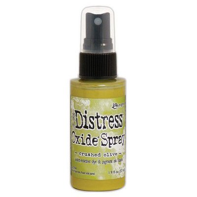 Ranger Distress Oxide Spray - Crushed Olive TSO67641 Tim Holtz