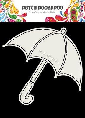Dutch Doobadoo Card Art Paraplu A5 470.713.742