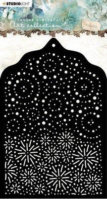 Studio Light mask Stencil A6 Jenine's Mindful nr 02 MASKJMA02
