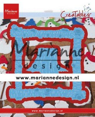 Marianne D Creatable Tiny's Logs LR0630 105x104 mm