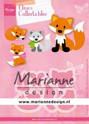 Marianne D Collectable Eline's vos COL1474 99x68 mm