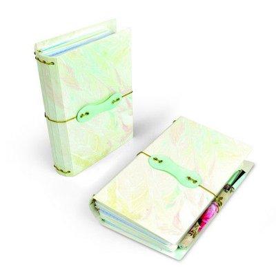 Sizzix ScoreBoards XL Die - Pocket Notebook 663638 Eileen Hull