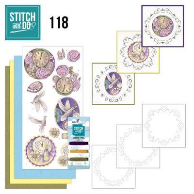 STDO118 Stitch and Do 118 New Years Eve