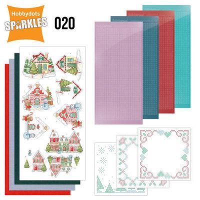 SPDO020 Sparkles Set 20 - Sweet Christmas