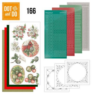 DODO166 Dot & Do 166 Christmas Decorations