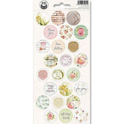 Piatek13 - Sticker sheet Till we meet again 03 P13-TIL-13 10,5x23 cm