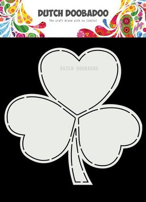 Dutch Doobadoo Card Art A5 Klaver 470.713.746