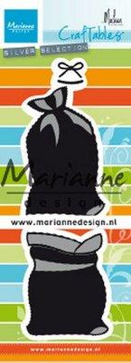 Marianne D Craftable Cadeau zakken by Marleen CR1487 80x220 mm