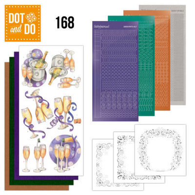Dot & Do 168 Bubble Time