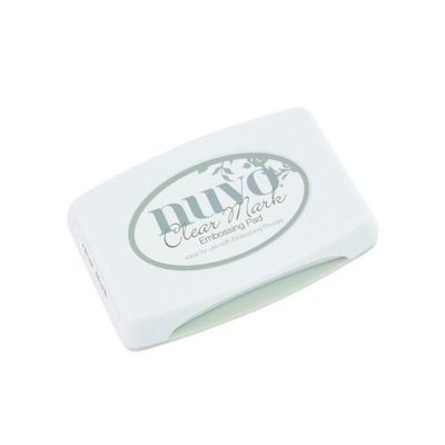 Nuvo ink pads - clear mark embossing pad 101N