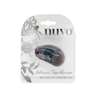 Nuvo Adhesive Tape Runner Mini Dotted (5mmx6m) 198N