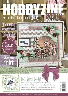 Hobbyzine Plus 5 met gratis goody
