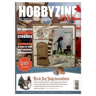 Hobbyzine Plus 6 met gratis goody