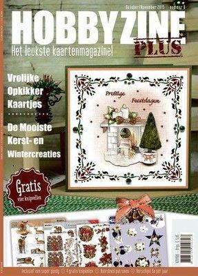 Hobbyzine Plus 8 met gratis goody