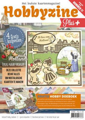 Hobbyzine Plus 11 met gratis goody