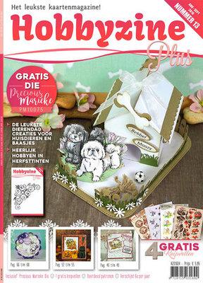 Hobbyzine Plus 13 met gratis goody