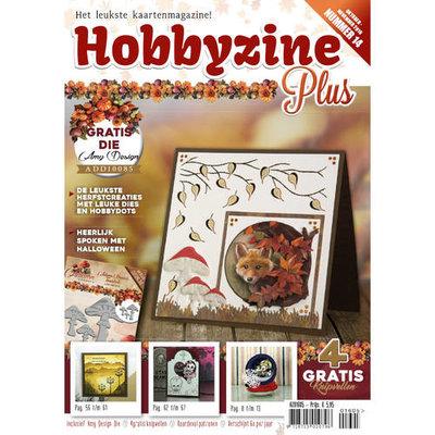 Hobbyzine Plus 14 met gratis goody