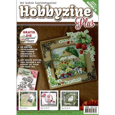 Hobbyzine Plus 15 met gratis goody