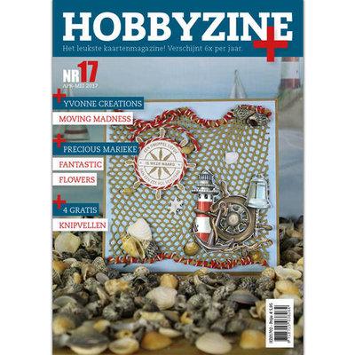 Hobbyzine Plus 17 met gratis goody