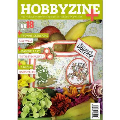 Hobbyzine Plus 18 met gratis goody